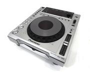 Pioneer CDJ-850 Silver DJ CD / MP3 Player Deck