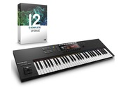 Native Instruments Kontrol S61 MK2 with Komplete 12 Software
