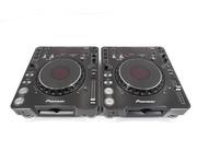 Pioneer CDJ1000 MK3 CD Player (Pair)