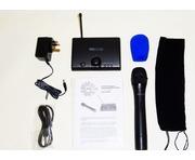 Prosound A69UR Single Handheld VHF Wireless Mic