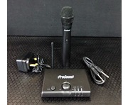 Prosound A72UR UHF Single Handheld Wireless Mic
