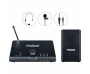 Prosound N41QR VHF Headset & Tie Clip Wireless Microphone