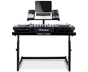 Gorilla DS-1 DJ Deck Stand (Black)