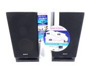 Sony SS-S55HDE HiFi Bookshelf Speakers (Pair)