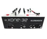 Allen and Heath Xone:32 DJ Mixer