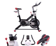 Esprit ES-741 MOTIV-8 Exercise Spin Bike Red