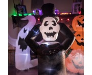 QTX Halloween Inflatable Headless Ghoul