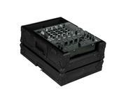 "Total Impact 12"" DJ Mixer Flight Case (Black)"