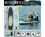 Aqua Marina Super Trip Family iSUP 3.70M/15CM Paddle Board