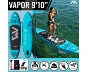 2019 AM Aqua Marina Vapor iSUP 3M/12CM Paddle Board