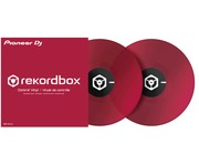 Pioneer RB-VD1-CR Rekordbox DJ Control Vinyl - Red