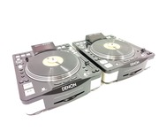 Denon DN-S3700 DJ CD MP3 Turntable Players (Pair)