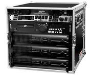 TIP Total Impact 10U Amplifier Deluxe Case
