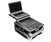 "Total Impact 12.5"" Mixer Case Inc Laptop Stand"