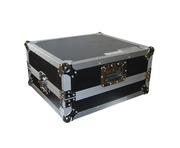 "Total Impact 10U/19"" Mixer Case Inc Laptop Stand"