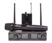 Q-Audio QWM 1950 HH + BP (606 - 614MHz - CH38)
