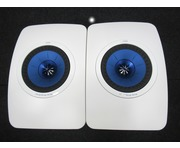 Kef LS50 Passive Speakers (Pair) White