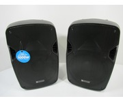Evolution Audio RZ12A V3 Active PA Speakers (DAMAGED)