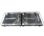 Technics SL 1210MK2 Turntables (Pair)