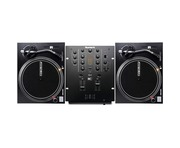 Reloop RP-2000 MKII Turntables & Numark M2 Black Mixer Package