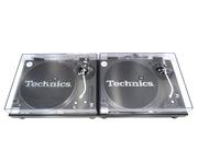 Technics 1210 M3D Turntables (Pair)