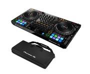 Pioneer DJ DDJ-1000 with Pioneer DJC-1X Bag