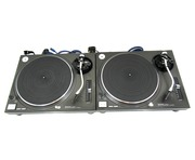 Technics SL-1210 MK2 Turntables (Pair)
