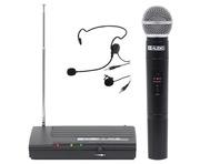 W Audio RM 05 VHF Radio Microphone System MK2