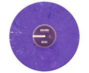 Serato 12 inch Control Vinyl Marbled Purple (Pair)