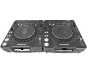 Pioneer DJ CDJ-1000 MK3 + Pioneer DJ CDJ-1000 MK3 (Pair)