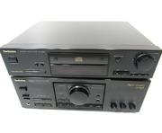 Technics SU-X502 Amp + Technics SL-PJ38A CD Player