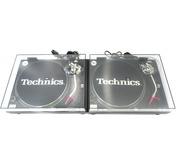 Technics SL1210 MK5G Anniversary DJ Turntables (Pair)