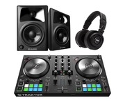 NI Traktor Kontrol S2 Mk3 with Speakers and Headphones Bundle