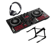Numark Mixtrack Pro FX Bundle inc Headphones & Laptop Stand