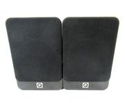 Q Acoustics Concept 20 Bookshelf Speakers (Black)