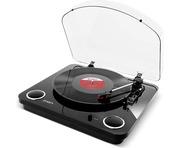 Ion Max LP Turntable Black