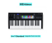 Novation Launchkey 37 MK3 with Live 11 Standard UPG from Live Lite
