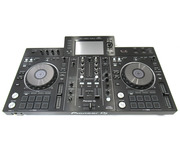 Pioneer DJ XDJ-RX2 DJ System and Pioneer DJ Protective Case