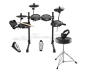 Alesis Turbo Mesh Kit with Stool & Headphones