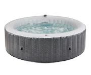 MSpa Ottoman 6 Person Bubble Spa Hot Tub