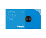 "Serato 12"" Control Vinyl - NEON Series - BLUE"