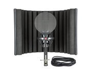 sE Electronics X1 S Mic Studio Bundle With RF-X Reflexion Filter