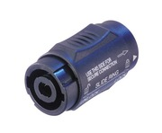 NL4MMX 4 pole Speakon In line Coupler