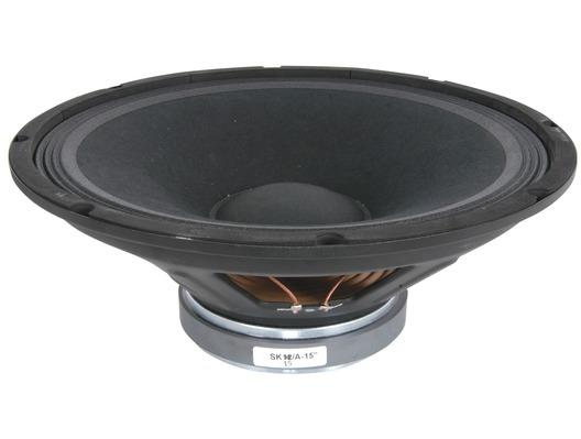 """QTX Sound 500w 15"""" Bass Speaker Drive Cone 902.518"""
