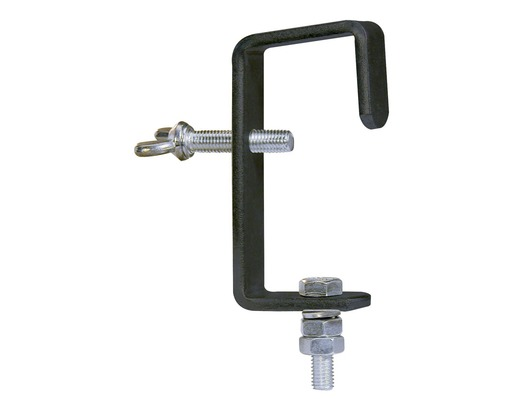 50mm Stage Lighting G CLAMP Black