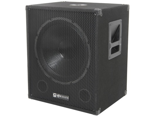 QTX Sound QT15SA Active Powered Subwoofer