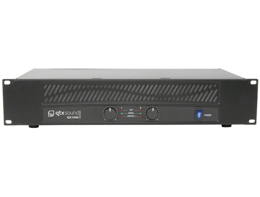 QTX Sound QA1000 Power Amplifier