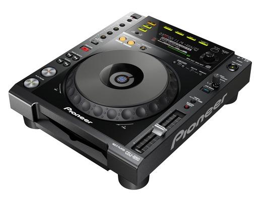 Pioneer CDJ850K CD Player Black