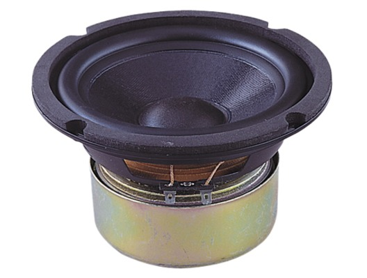 6.5 Inch Shielded Replacement Bass Driver 45 W RMS Speaker