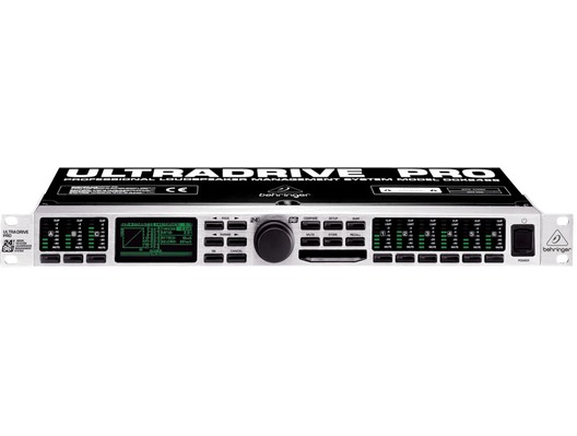 Behringer DCX2496 Ultra Drive Pro Speaker Management System